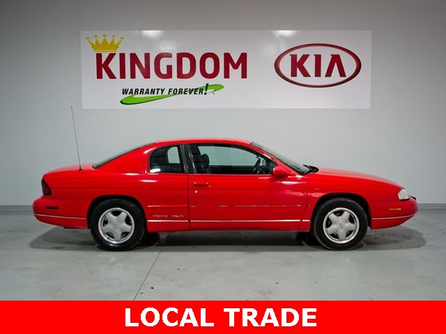 Pre-Owned 1999 Chevrolet Monte Carlo LS