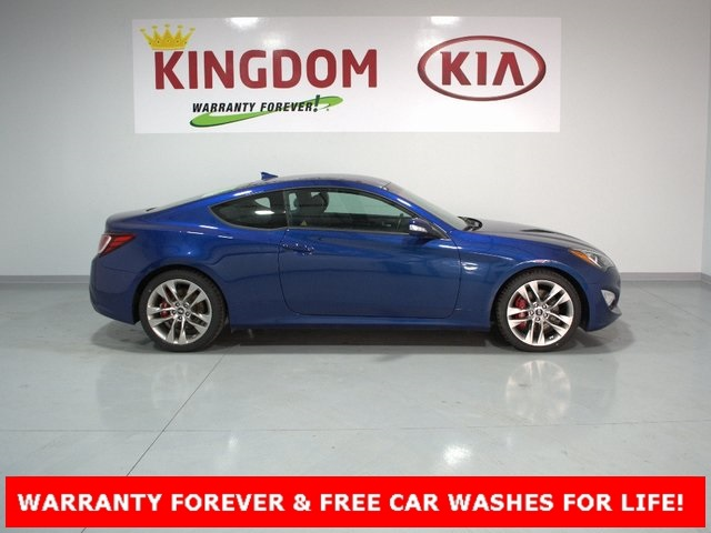 Pre Owned 2016 Hyundai Genesis Coupe 3.8 R Spec
