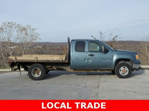 Pre-Owned 2007 GMC Sierra 3500HD SLE1