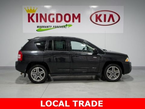 Pre-Owned 2009 Jeep Compass Sport