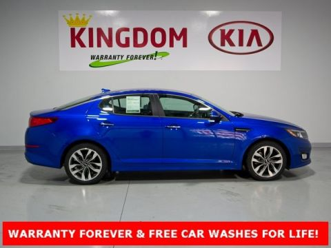 Amazing Pre Owned 2015 Kia Optima SX